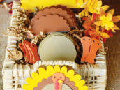 turkey foam kids craft