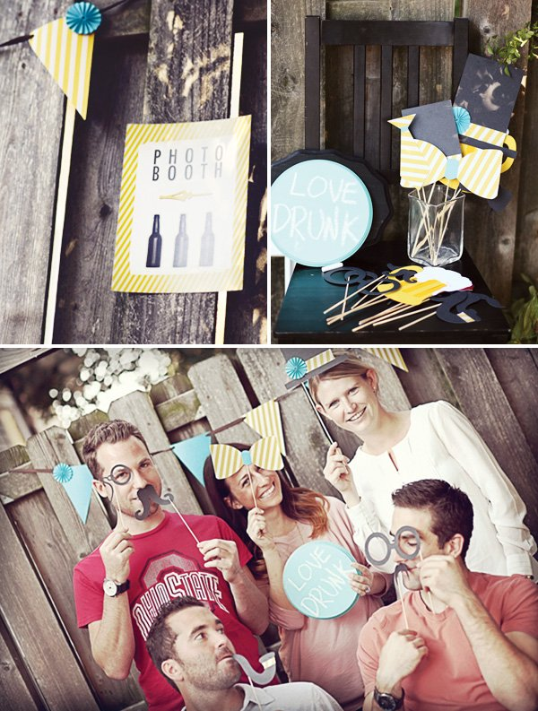 photo booth printable props