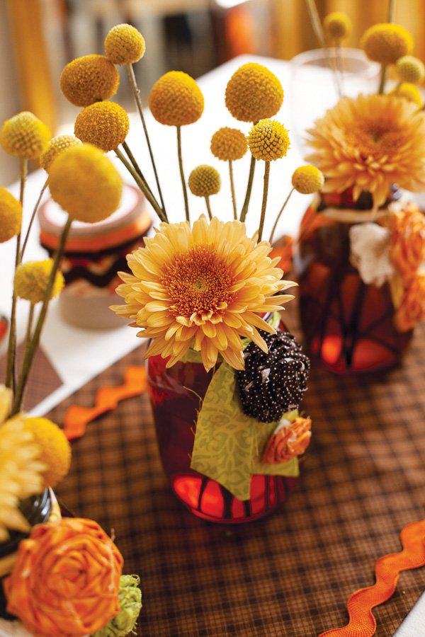 billy ball thanksgiving florals
