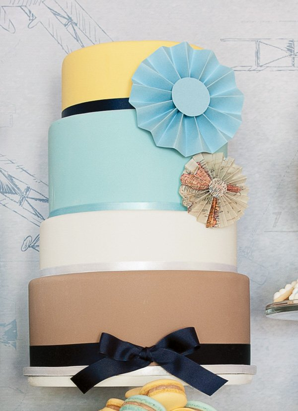amazing tiered cake