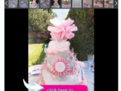 fairy themed baby shower