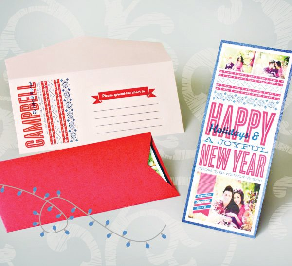 bold text happy new year card