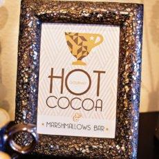 hot cocoa bar printables