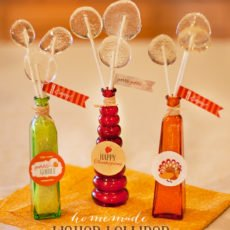 homemade liquor lollipops recipe
