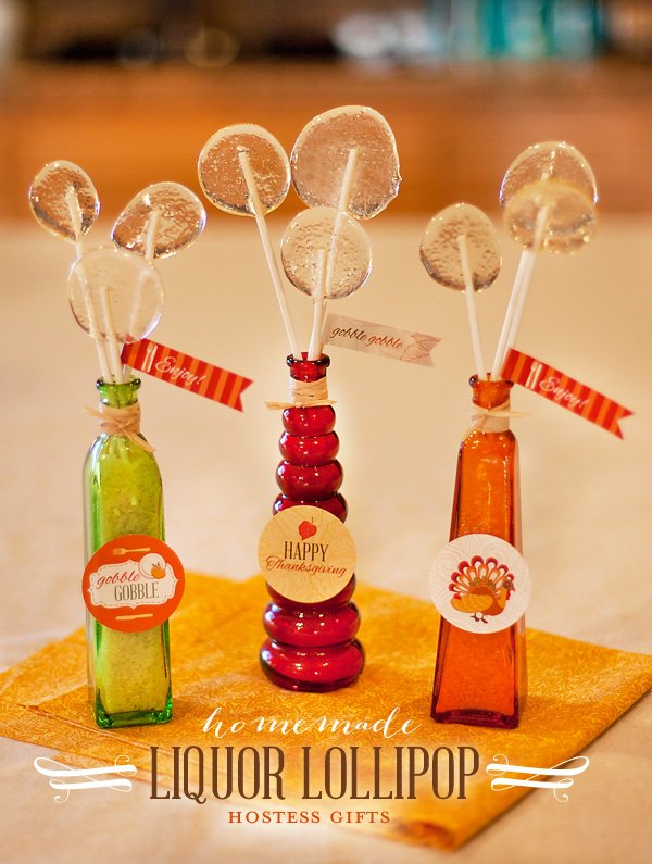Hostess Gifts For Wedding Showers