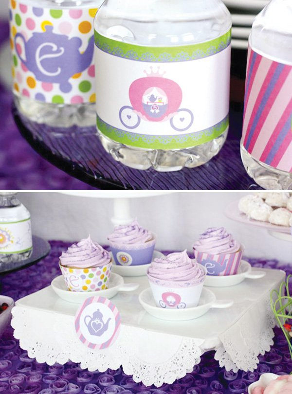princess bottle wraps