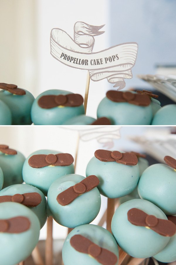 propellar cake pops