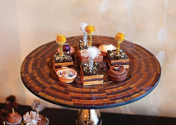 DIY dessert toppers