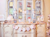 nutcracker sugar plum fairy party