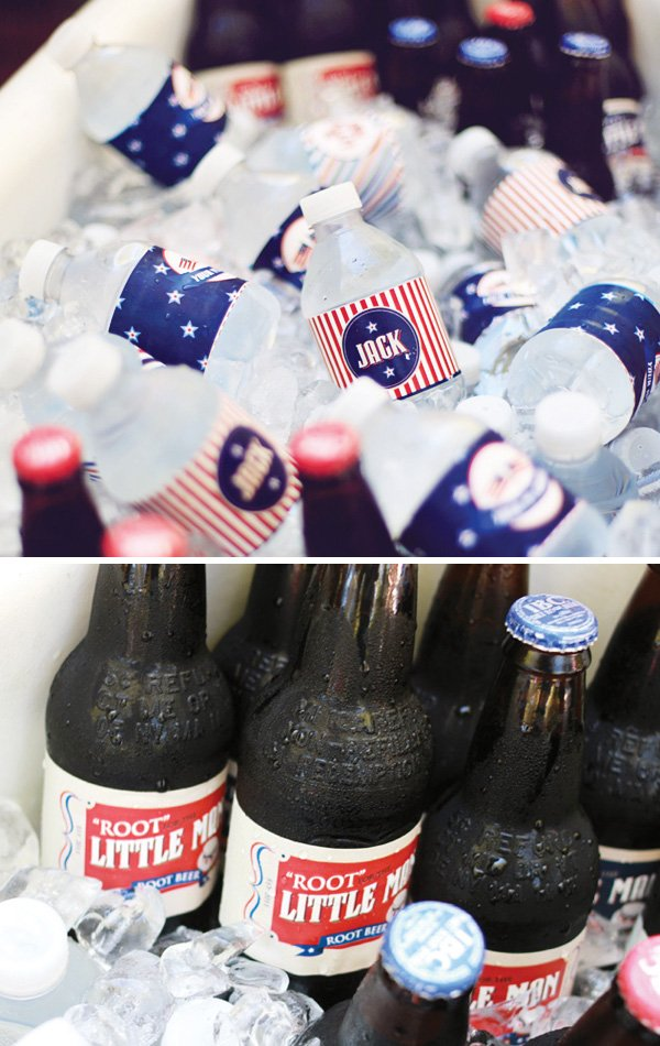 american party drinks