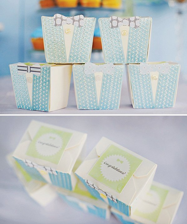 bow tie gift boxes