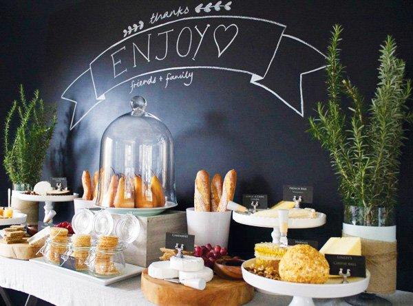 Cheese Party Ideas Enjoy