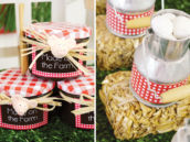 farm party favors