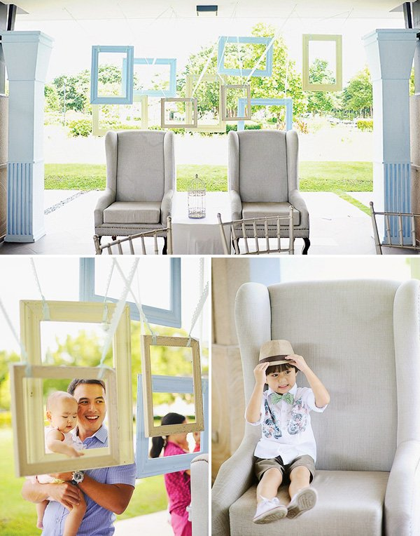 frame outdoor decor