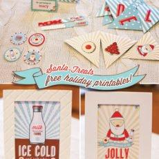 free santa printables from hwtm