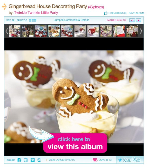 gingerbread album