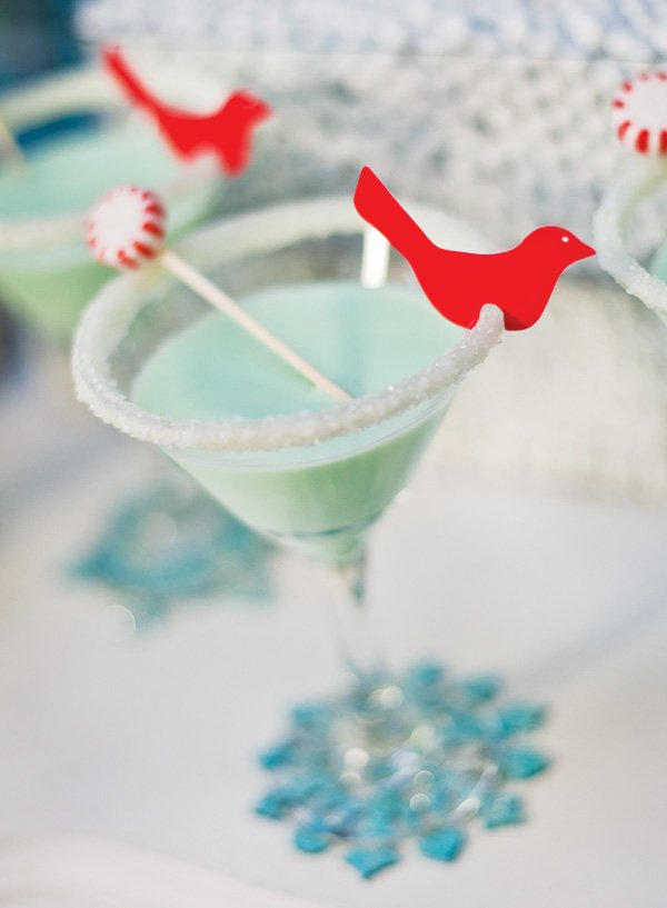 kids holiday mocktail