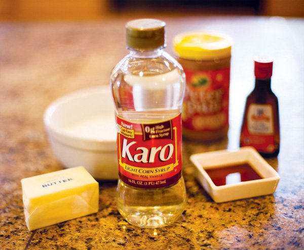 karo peanut butter fudge ingredients