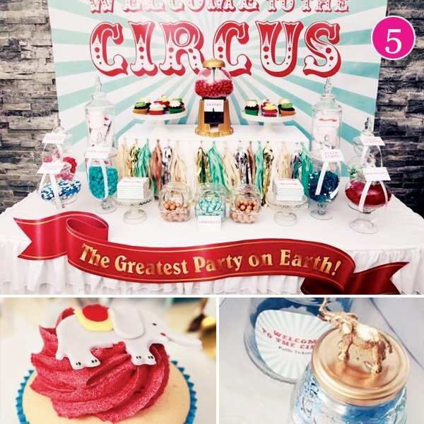 melbourne cup circus party