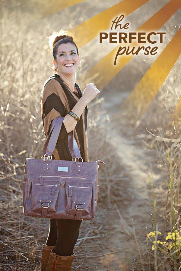the perfect purse