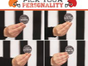 personality badges