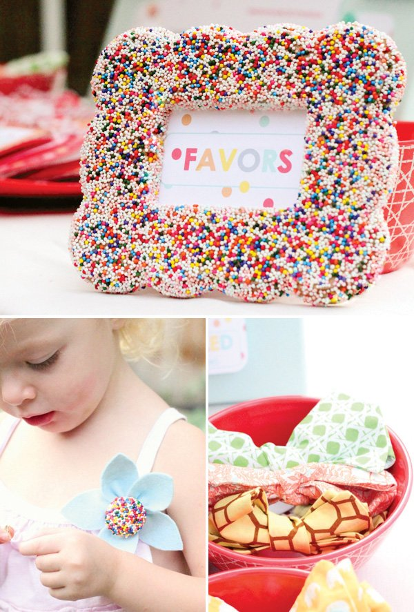 sprinkle party favors