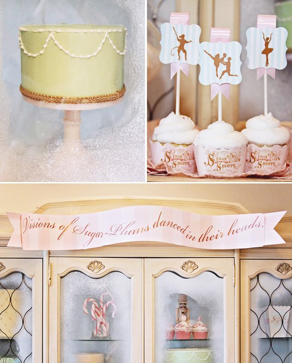 sugar plum fairy party