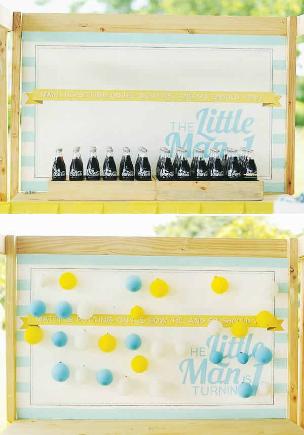 the little man party games