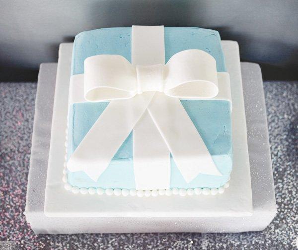 tiffanys cake