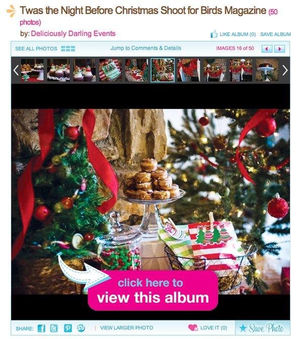 twas the night before christmas album