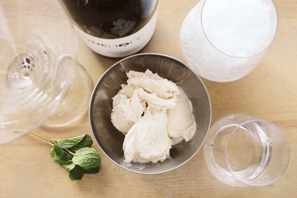 vanilla bean gelato cocktail ingredients
