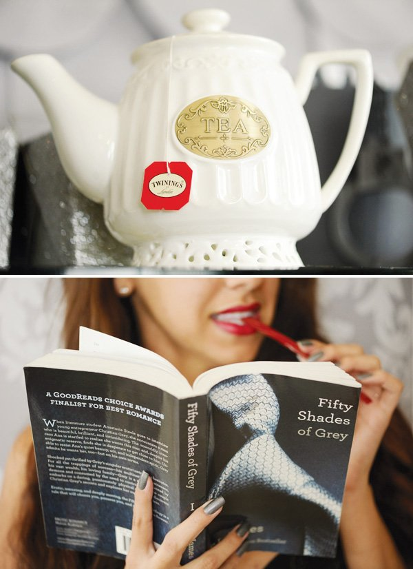 50 shades of grey tea