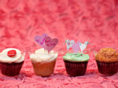 Cupcakes In a Cup Cupcake Bunting