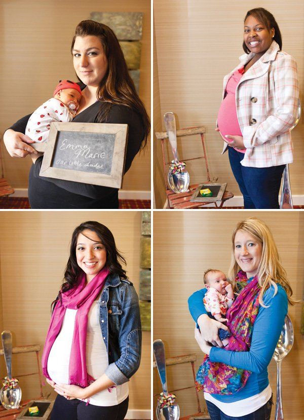 operation shower baby bistro photo booth