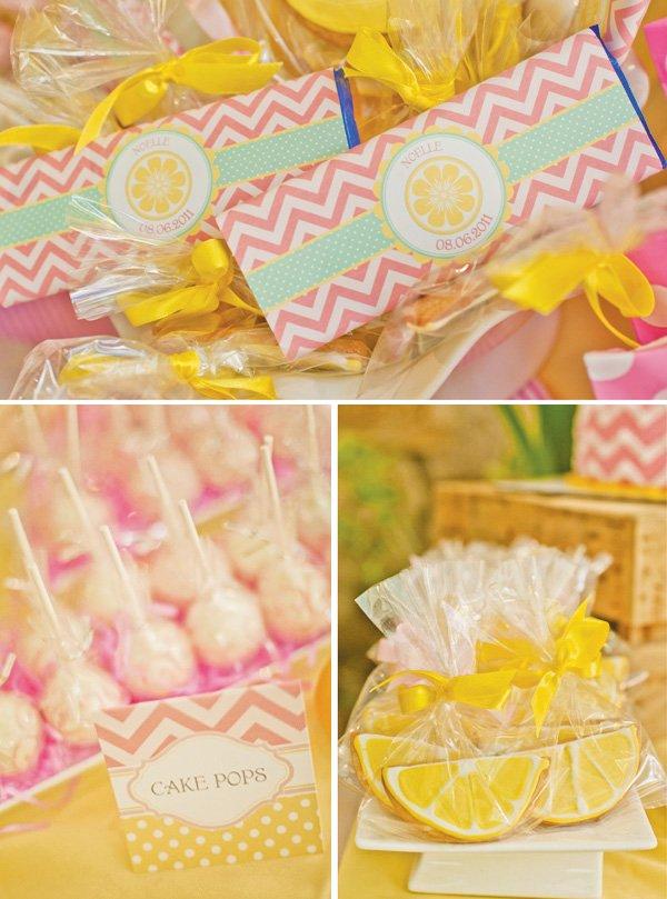 pink lemonade desserts