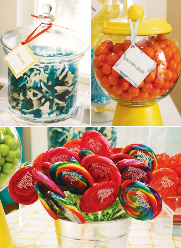 beach party candy