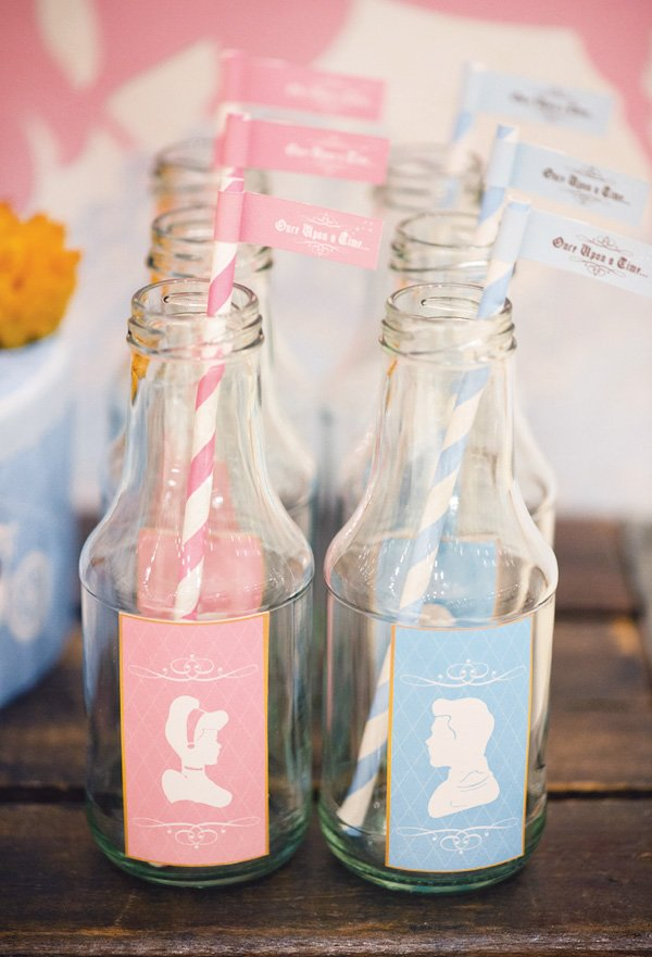 cinderella drink bottles