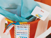 construction birthday party favors