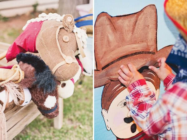 cowboy party activities