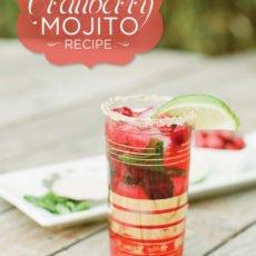 cranberry mojito recipe