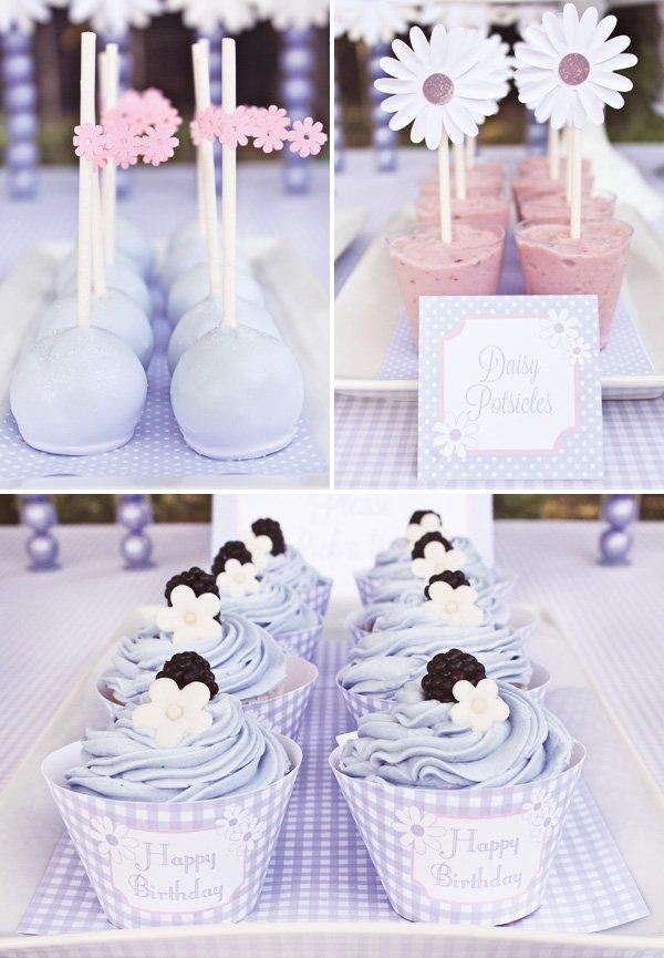 daisy desserts