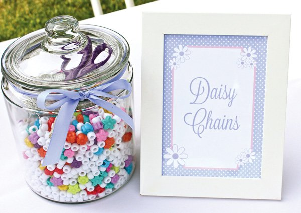 daisy party activity