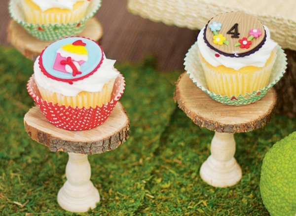 hansel and gretel cupcakes
