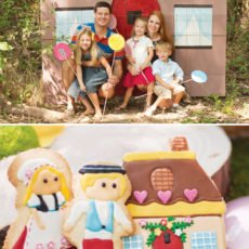 hansel and gretel woodland birthday party