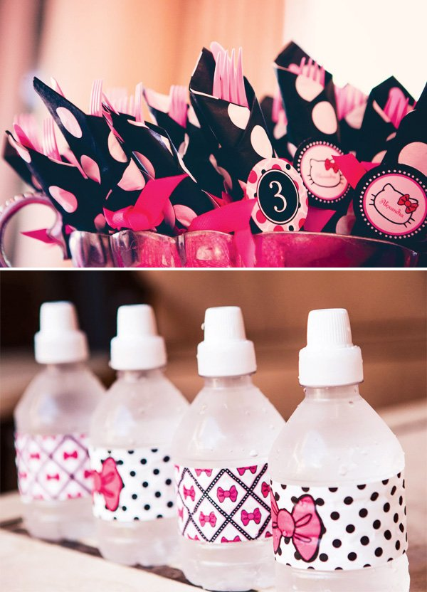 hello kitty bottle wraps