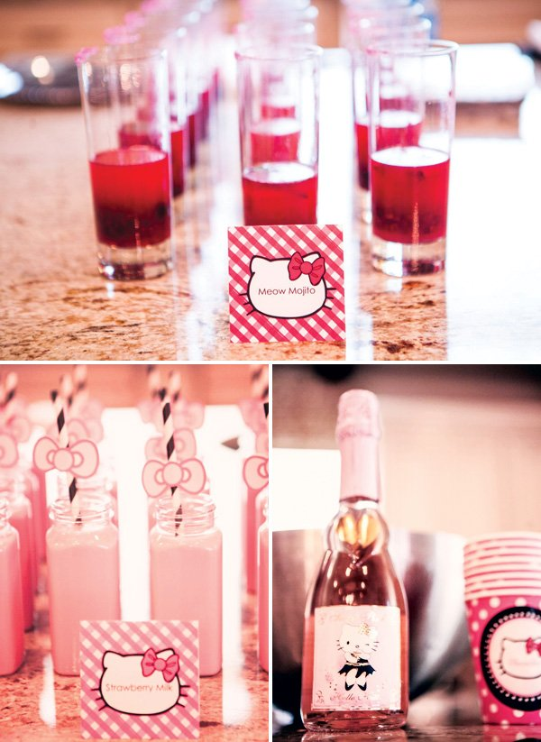 hello kitty cocktails
