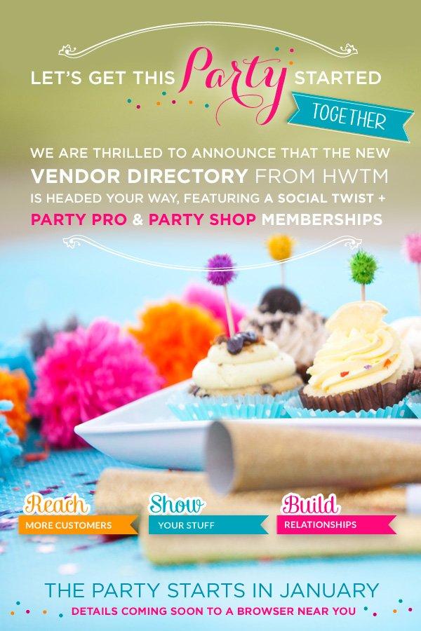 HWTM Party Vendor Directory