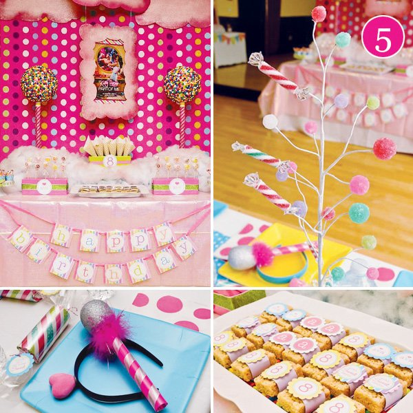 katy perry birthday party