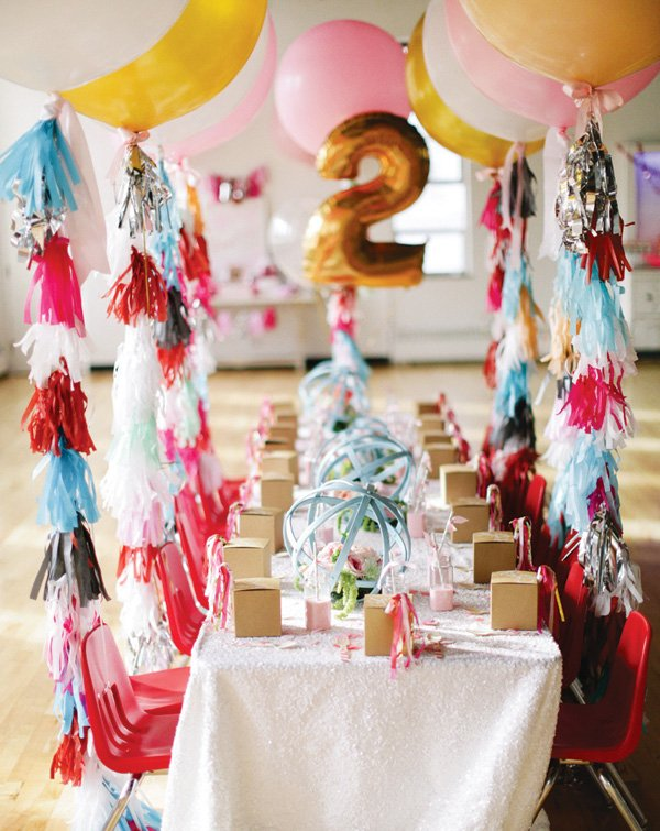 kids table party