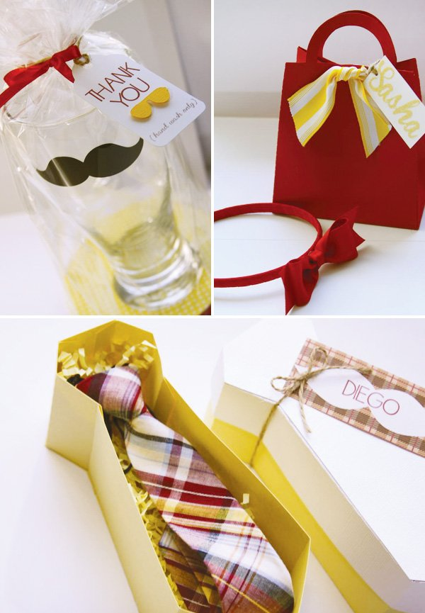 little man party favors